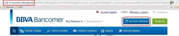 Pagina_Falsa - Acceso clientes