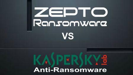 Kaspersky VS Zepto